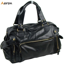 Aaron —  New Arrival Fashion Men's Travel Bags With Side Solid Bags,Zipper Large Capacity Male Hand Bags,Casual Shoulder Packs