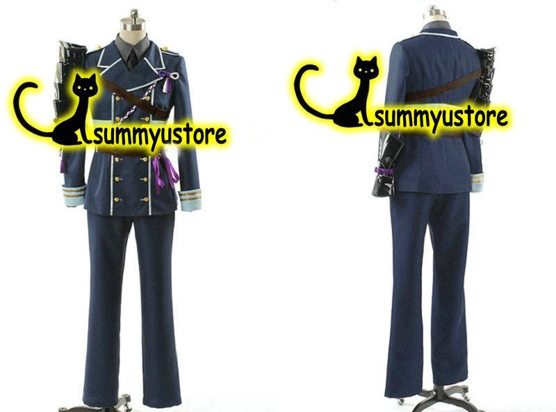 Free Shipping!TOUKEN RANBU,Honebami toushirou,Wakizashi    Cosplay Costume , Acceptable order!!HalloweenÎäåæäà è àêñåññóàðû<br><br>