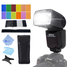 Buy Meike MK-910 MK910 i-TTL 1/8000s HSS Sync Master & Slave Flash Speedlight Nikon SB-910 SB-900 D7100 D800 D750 D600 DSLR for $83.64 in AliExpress store