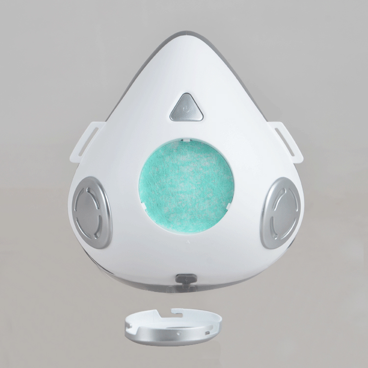 Portable Electric Air Filter : Anto seamless portable intelligent air purifier active