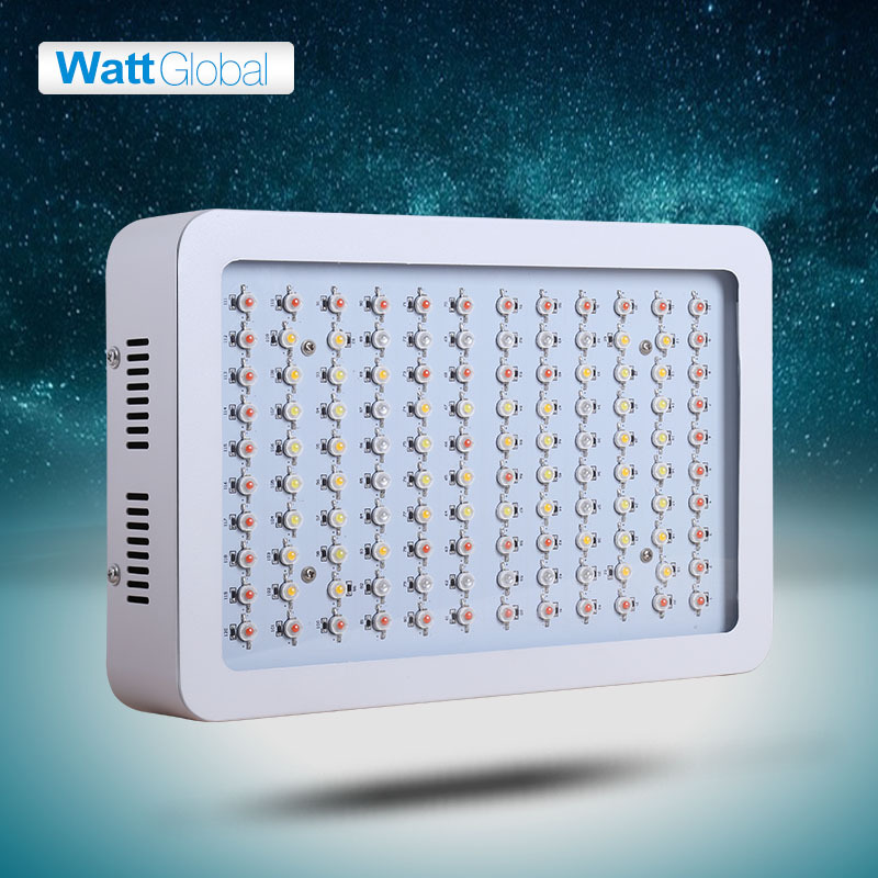 Free shipping 360W led grow light 120x3W Full spectrum for indoor plants growing and flower and Fruiting(China (Mainland))