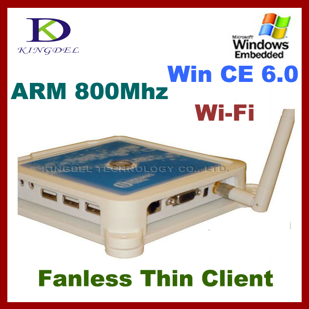 PC Share Terminal Win7 Net computer supporting touchscreen zero thin client+Mic+USB printer,Wifi Thin Client PC Station(Hong Kong)