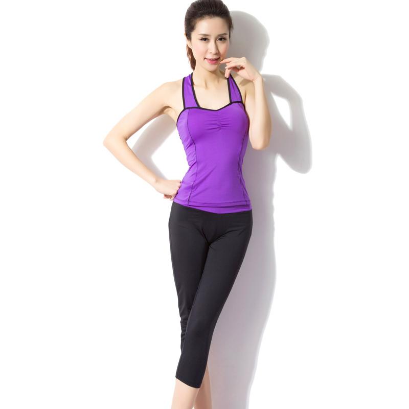 Sexy Women Ladies Sportswear Gym Yoga Fitness Running