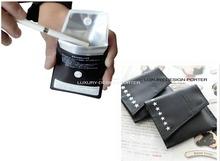 Wholesale 2pcs set Portable Pocket Ashtray Reusable Eco bag Odorless Pouch Travel Beach Gift(China (Mainland))
