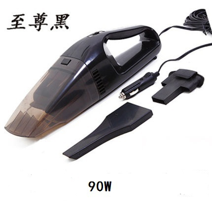 hot 90W 4.5m Cable strong car vacuum cleaner mini vacuum cleaner for car aspirator aspirateur car cleaner Free Shipping(China (Mainland))