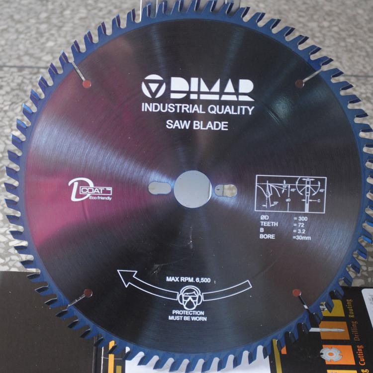 Дисковая пила DIMAR 1 300*3.2*30*72T пила дисковая bosch gks 55 g 601682000