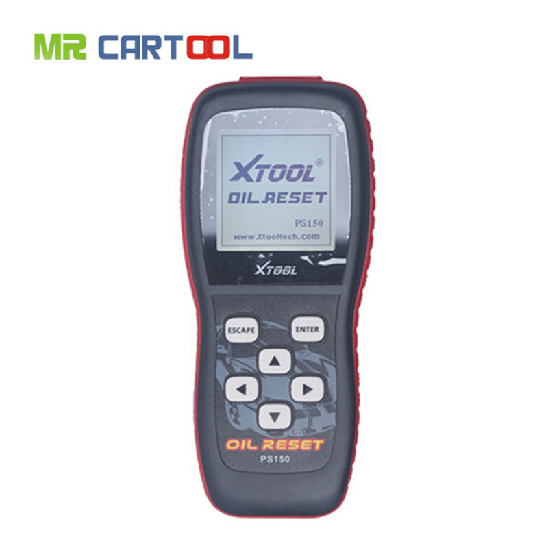 Original Xtool PS150 Oil reset tool obd2 obd ii diagnostic tool PS 150 Odometer correction tool service reset tool free shipping(Hong Kong)