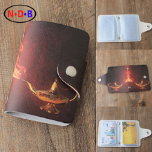 """Buy  (Card & ID Holders)The new """"Aladdin magic lamp"""" card package multi antimagnetic card bag male female students for $2.99 in AliExpress store"""
