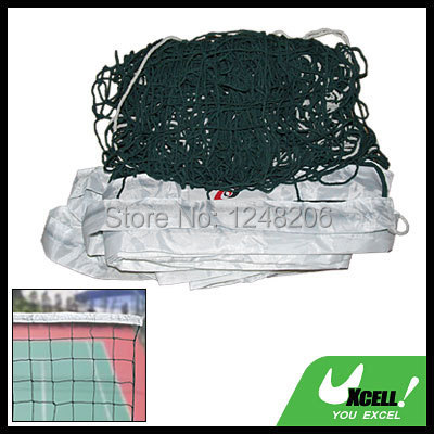 Official Sized Replacement Match Volleyball Net Netting(China (Mainland))