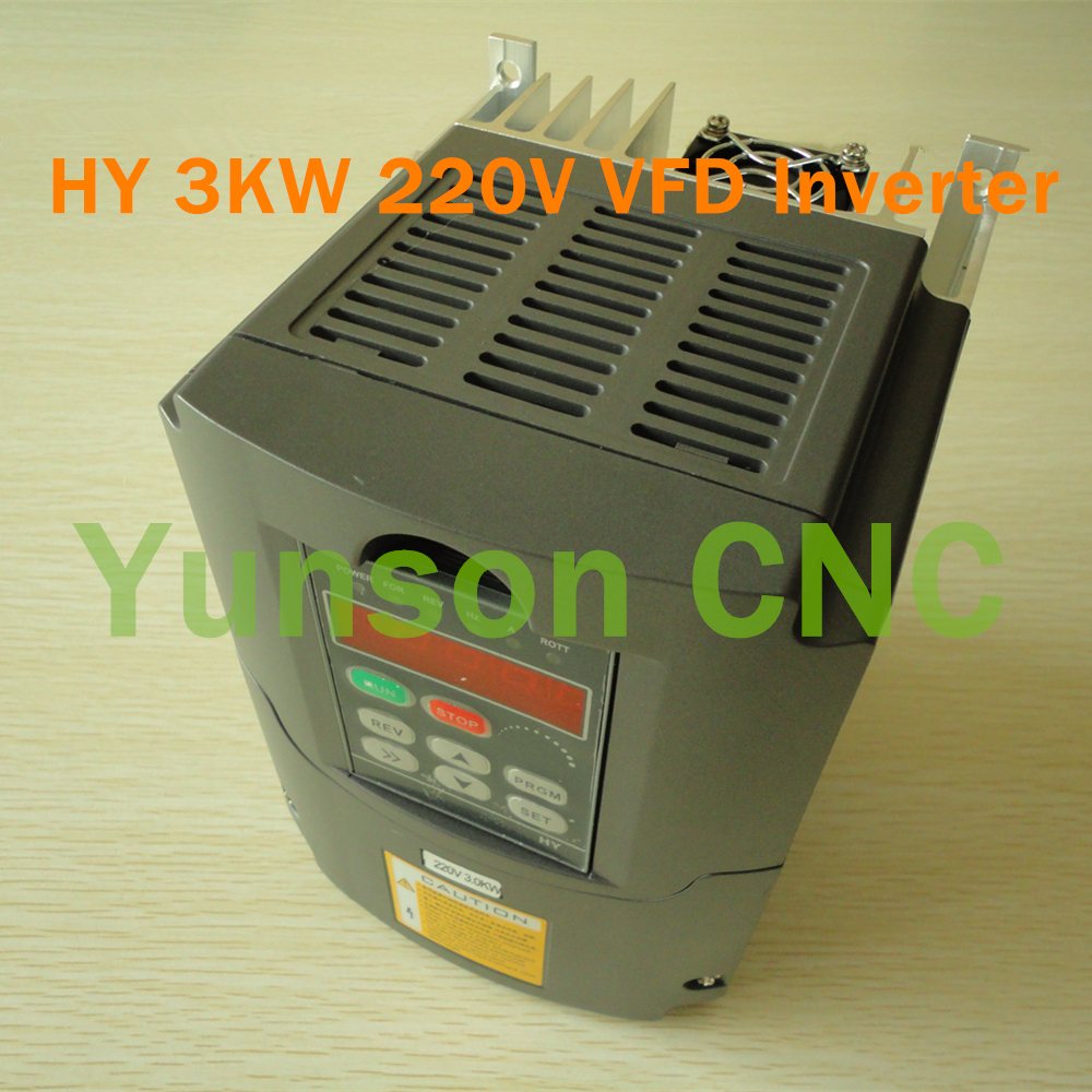 Hy 3000w 3kw 4hp 400hz variable frequency drive vfd for Variable speed drive motor
