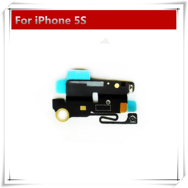 50pcs/lot Mobile Phone Flex Cable For iPhone 5S WiFi Antenna Signal Flex Cable Ribbon Wholesale(China (Mainland))