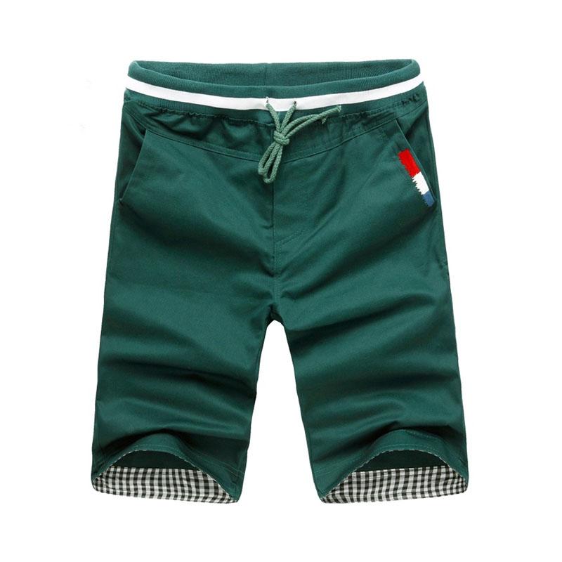 2016 new Fashion Solid Color Men Beach Shorts Boardshorts Board Summer Style High quality Loose Mens surf Shorts Men SH0037(China (Mainland))