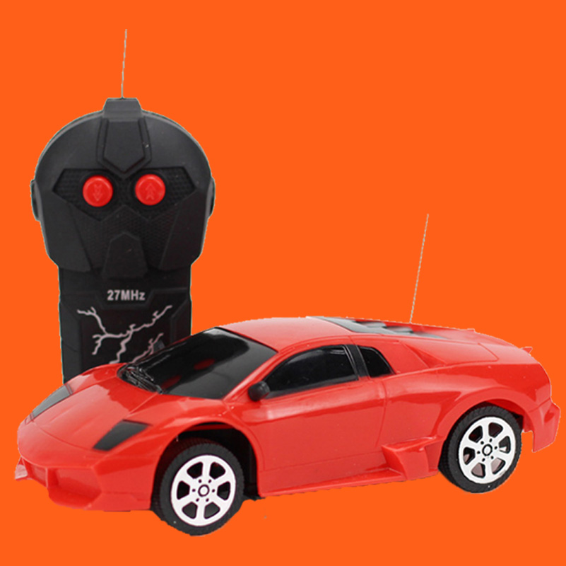 Mini Rc Cars New Authentic Free Shipping Children's Cartoon Remote Control Race Car, Baby Toys Automotive Radio Control Cars()