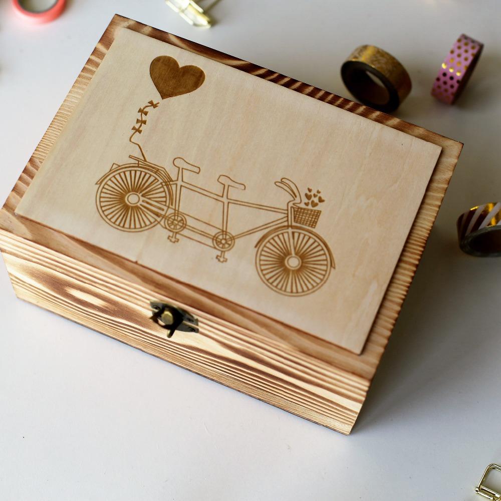 Wedding-Guest-Book-Custom-Wedding-Box-Personalized-Wooden-Keepsake-Box ...