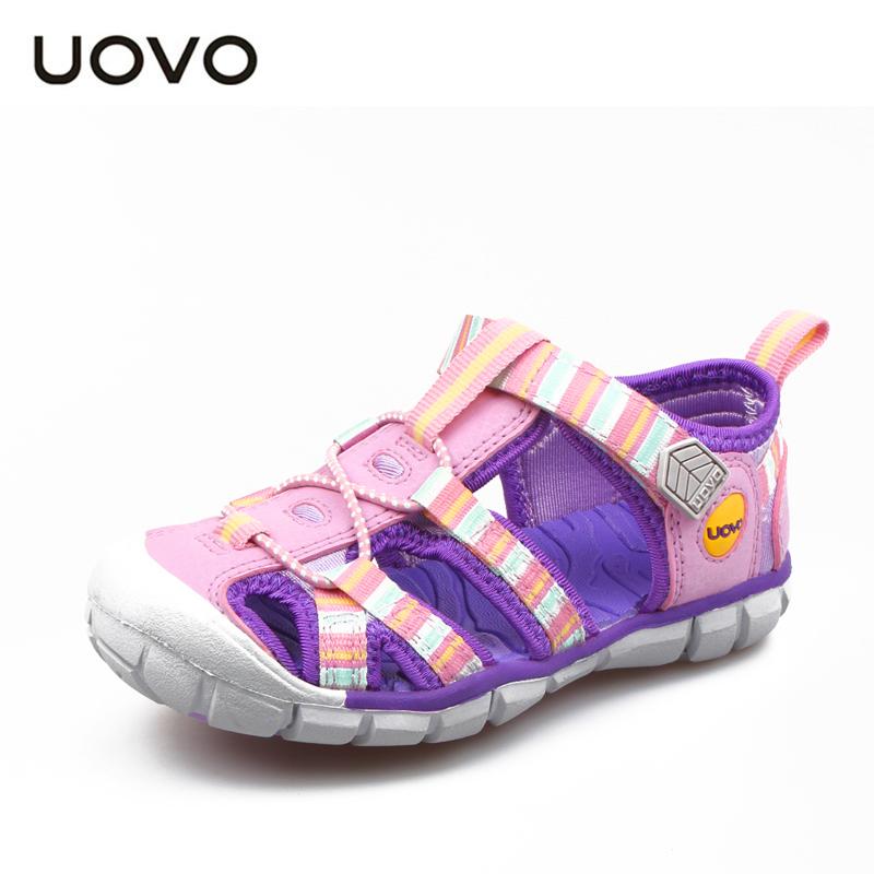uovo coloful fabric 2015 new arrival children sandals shoes kids summer sandalen designer. Black Bedroom Furniture Sets. Home Design Ideas