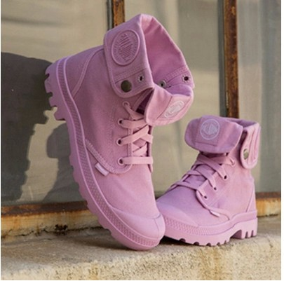 Innovative Palladium Boots On Twitter U0026quot;Pictured Are Our Pallabrouse Baggy For Women In Stucco/Cobblestone ...