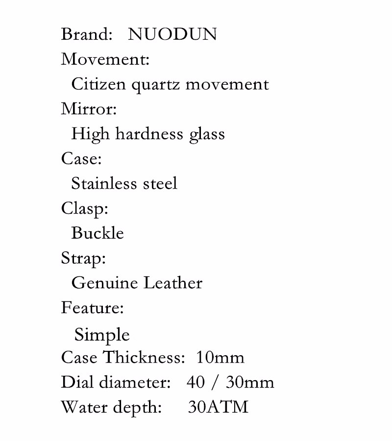 Мода Часы Мужчины Ультра-Тонкий Кварцевые Часы Водонепроницаемые Серебристые Коричневая Кожа Часы Мужчин Случайные Часы Relógio Masculino