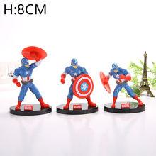 NOVOS estilos Infinito Guerra de super-heróis Vingadores Marvel Homem De Ferro Hulk Thor Spiderman Batman Superman Super Heroes Figuras de Ação Brinquedos(China)