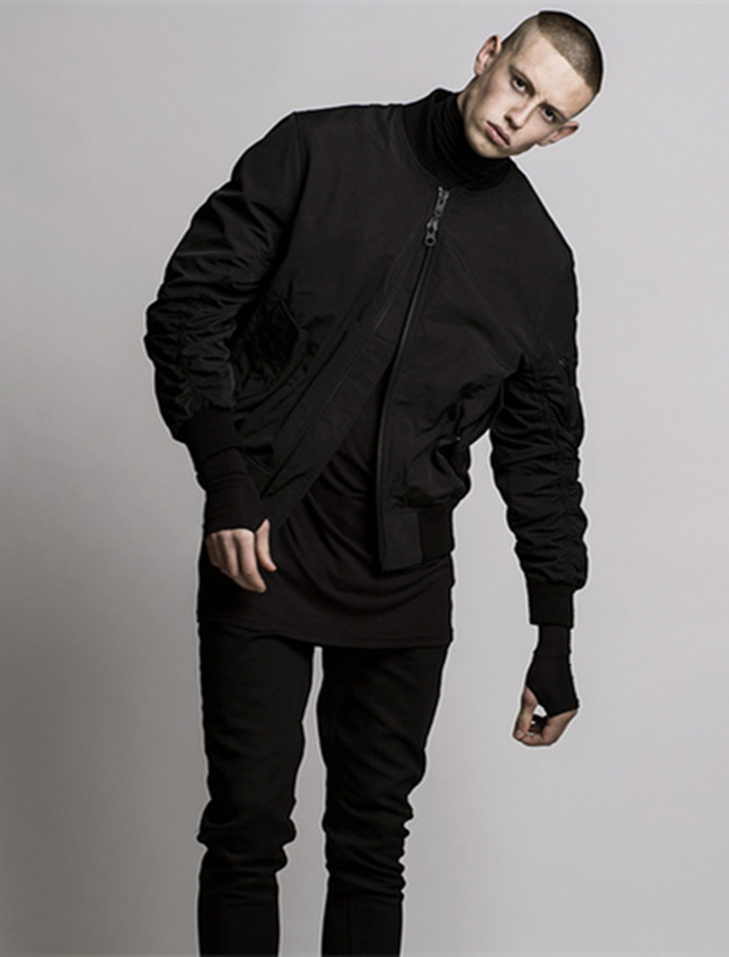 Popular Ma1 Bomber Jacket Men Black-Buy Cheap Ma1 Bomber Jacket