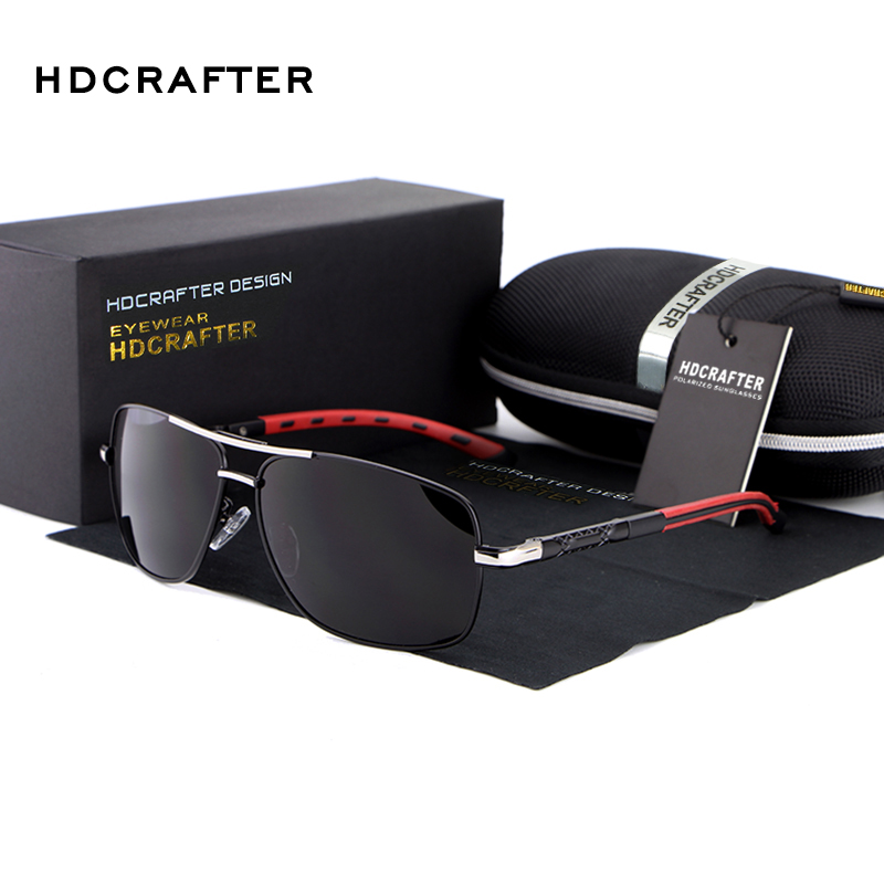 2016 Hot Sale Fashion Polarized Outdoor Sports Men Sunglasses Brand Designer with High Quality 3 Colors Free Shipping(China (Mainland))