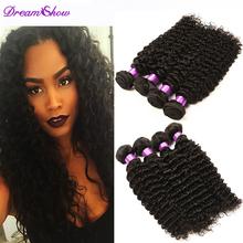 Beach waves hair Peruvian Virgin Deep Wave Curly 6A 100% Unprocessed Human Hair Remy Peruvian Weaves Hair Extension 4 Bundles