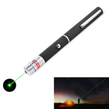 High Quality Red/Green Laser Pointer 5mW Powerful 500M Laser Pen Professional Lazer pointer With 2*AAA Battery For Teaching(China (Mainland))