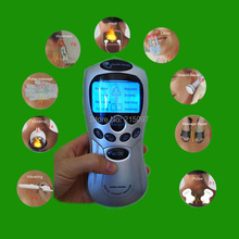 2015 Hot 4 ways beauty products to lose weight and burn fat full body slimming massager machine muscle stimulator pulse massage