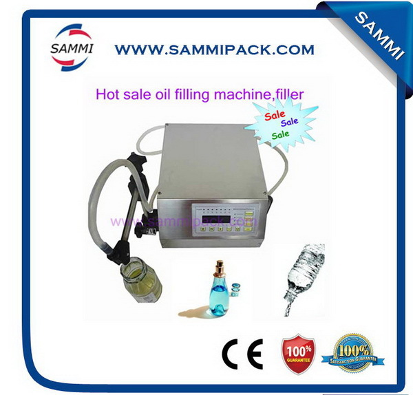 gfk-160 digital control filling machine china filling manufacturers small portable liquid filling machine(China (Mainland))