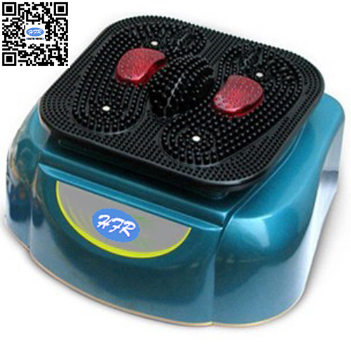 HFR-8805-2 HealthForever Brand High Frequency Spiral Genuine Acupuncture Vibrating Foot Massage Legs Blood Circulation Machine<br><br>Aliexpress