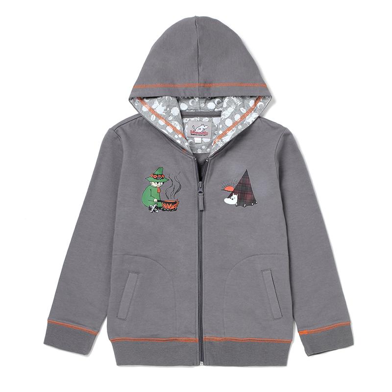 2015 New Moomin Character Cotton kids hoodies boys Gray long sleeve Sweatshirts boys active disfraces infantiles hoodies boys<br><br>Aliexpress