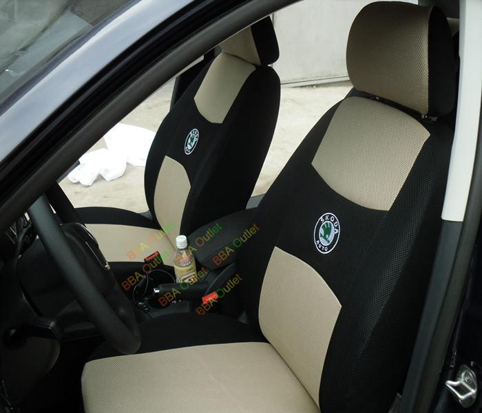 Universal Car Seat Cover For Skoda Octavia Superb Rapid