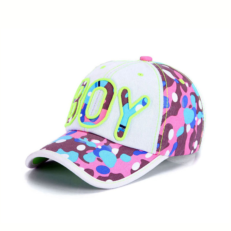 2016 Cowboy Baseball Cap Outdoor Sport Polo Hat Snapback Boy Caps Z-2945()