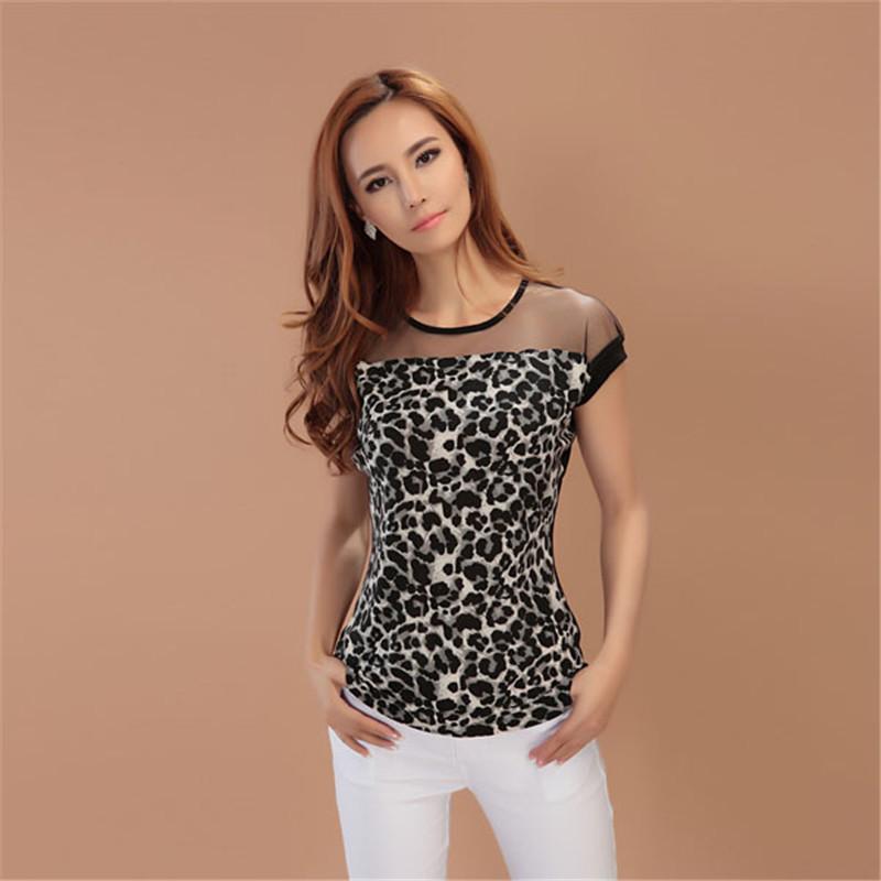 Леопардовые Блузки Фото В Спб