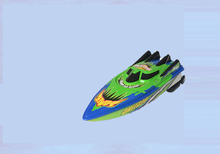 Children's Toys Remote Control RC Super Mini Speed Boat High Performance Boat Toy Baby Toys Gift(China (Mainland))