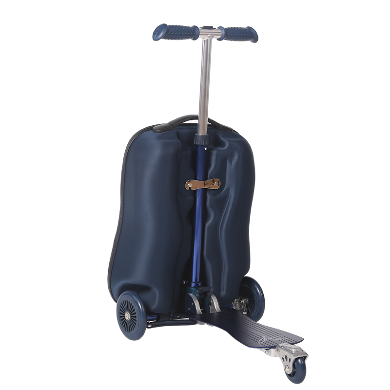 COOL 20 inches camouflage boy scooter suitcase men trolley case extrusion students backpack business Travel luggage Boarding box(China (Mainland))