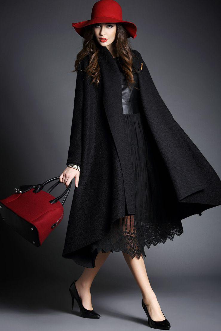 how to put on crimson cloak