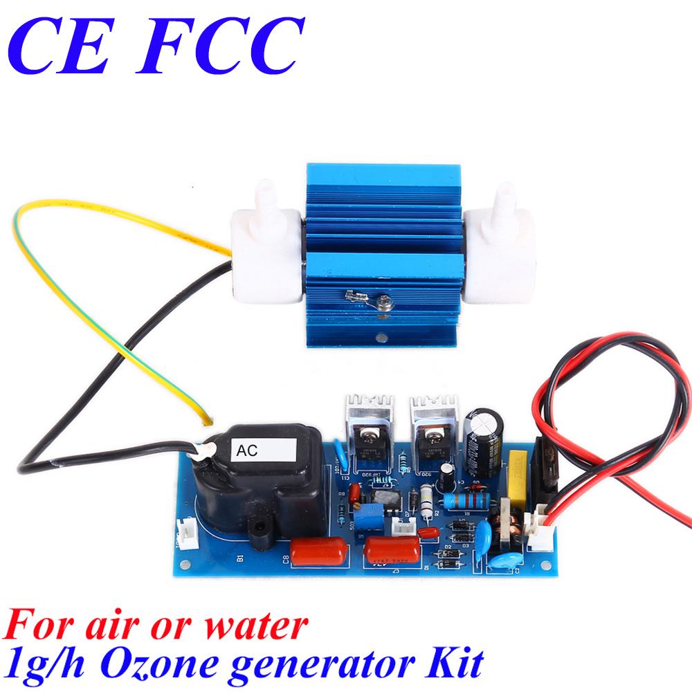 CE EMC LVD FCC 1g/h best drinking water ozonator<br><br>Aliexpress