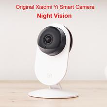 100% d'origine Xiaomi Yi caméra intelligente, Xiaoyi fourmis intelligente Webcam IP caméra sans fil wifi camaras cctv cam Night Vision édition(China (Mainland))