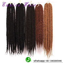 Preminum Havana Mambo Twist Crochet Pretwist Hair,Havana Twist Crochet Afro Extension Beauty Hair Havana Mambo Hair 5PACKS