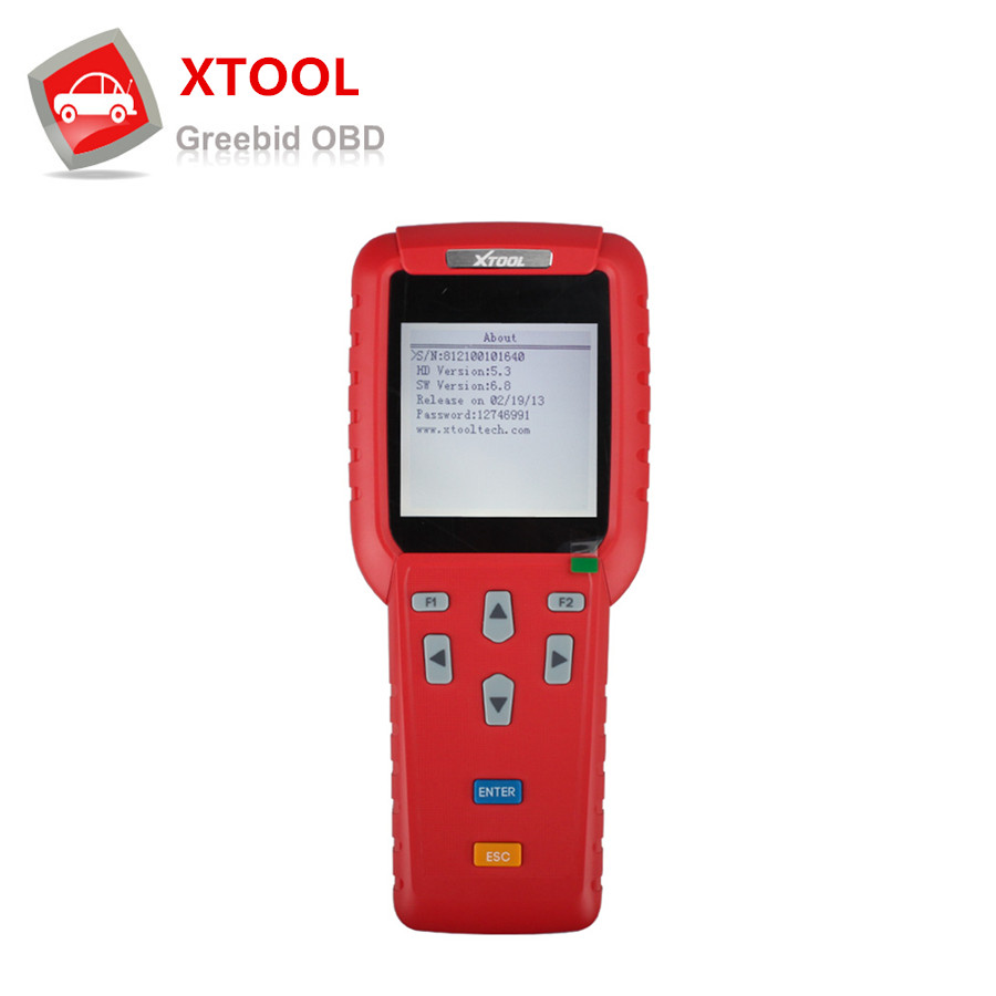 Original XTOOL X100 PRO Auto Key Programmer X100+ Updated Version X-100+ X100 Plus Auto Key Programmer(Hong Kong)