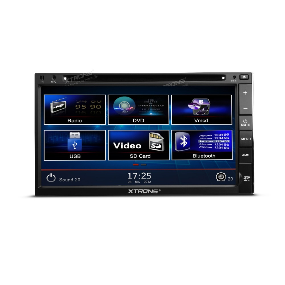 """6.95"""" Double Din Car DVD 2 Din Car Radio Two Din Autoradio with Front DVR Camera Support & 3 Selectable User Interfaces(China (Mainland))"""