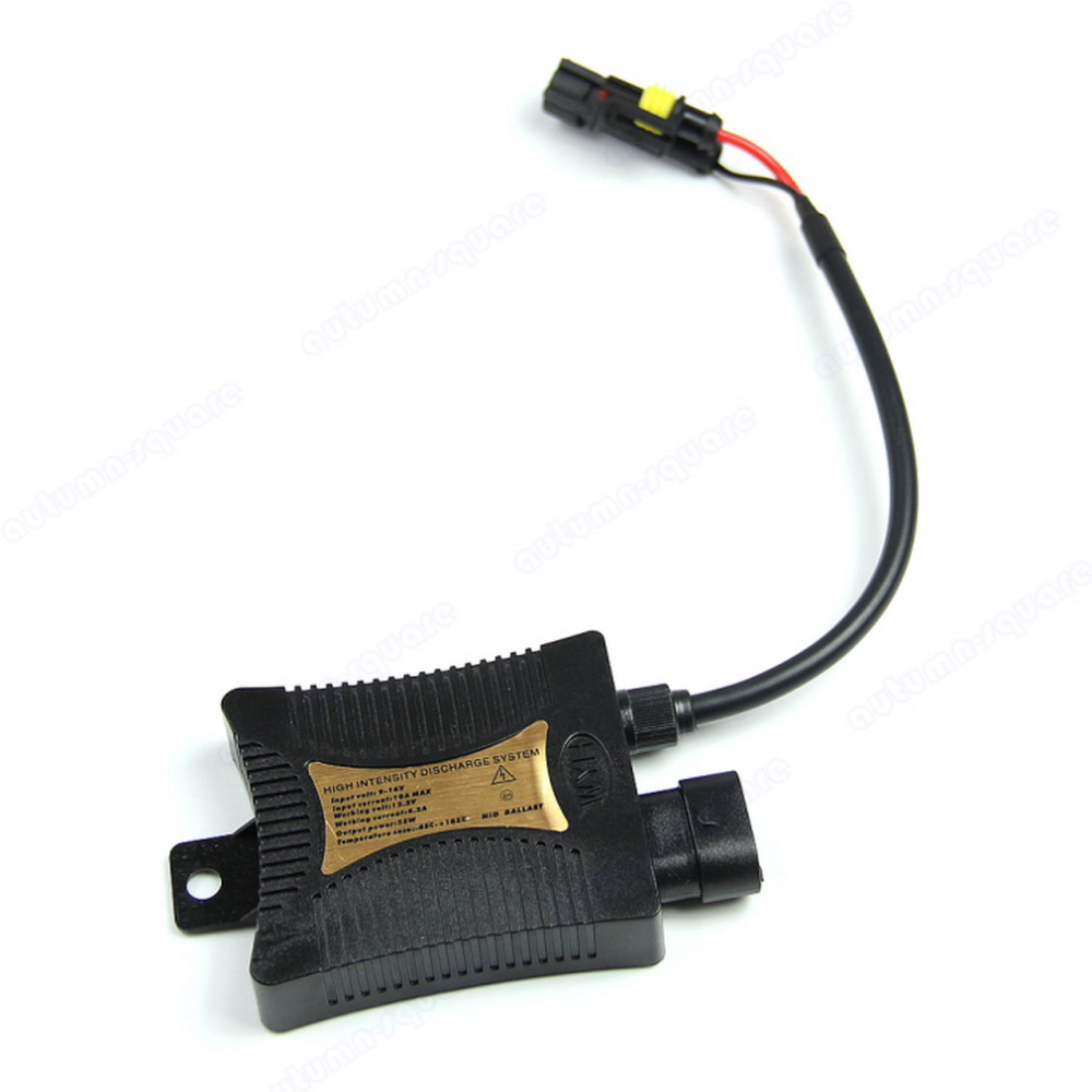DC 12V 55W Digital Car Xenon HID Conversion Kit Replacement With Slim Ballast Blocks for Headlights H1 H3 H7 H11(China (Mainland))