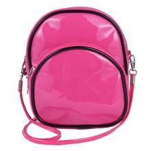 Fashion Design Candy Colors Women Leisure Bags Famous Brand PU Leather Women Messenger Shoulder Bag Satchel