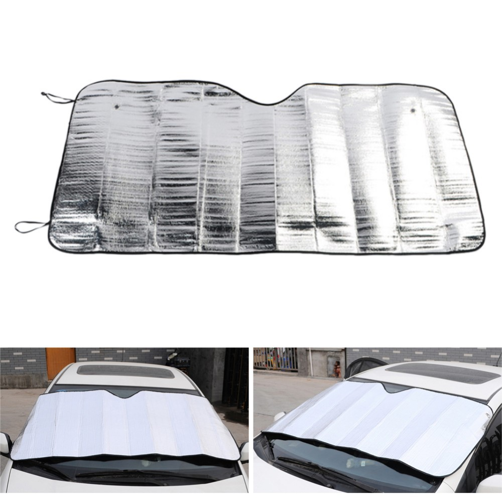Practical Foam Tapetum Lucidum Screen Sunshade Sun Cover Car Protector H1E1
