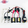 Auto Care 55W Bi Xenon H4 9004 9007 H13 HID Headlights Car Lamp Conversion Kit H4