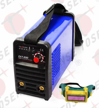 Welding Machine & Welding Helmet & Welding Accessories 2016 Free shipping ZX7-200 220v 200a Igbt Inverter Mma /Arc Welder(China (Mainland))