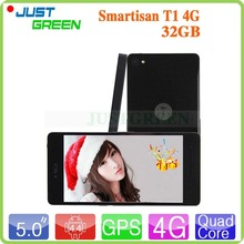 Original Smartisan T1 4G Smartphone Android 4.4 (Smartisan OS) MSM8274AC Quad Core 2.5GHz 4.95 JDI Pixel Eyes 1920*1080 445 PPI