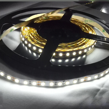 free shipping 5meters per lot strip light 3528smd chips 30pcs LEDs per meters flexible string decorative lamp 2.4 watts/ meter