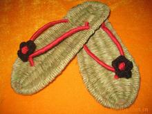 Supply all handmade sandals slippers hemp slippers boutique sandals fashion sandals