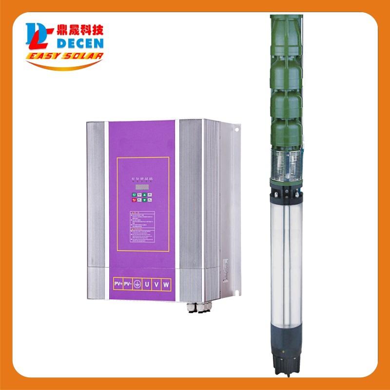 DECEN@ 1500W Water Pump+2200W Solar Pump Inverter For Solar Pump System Adapting Water Head(10-7m),Daily Water Supply(100-130m3)(China (Mainland))